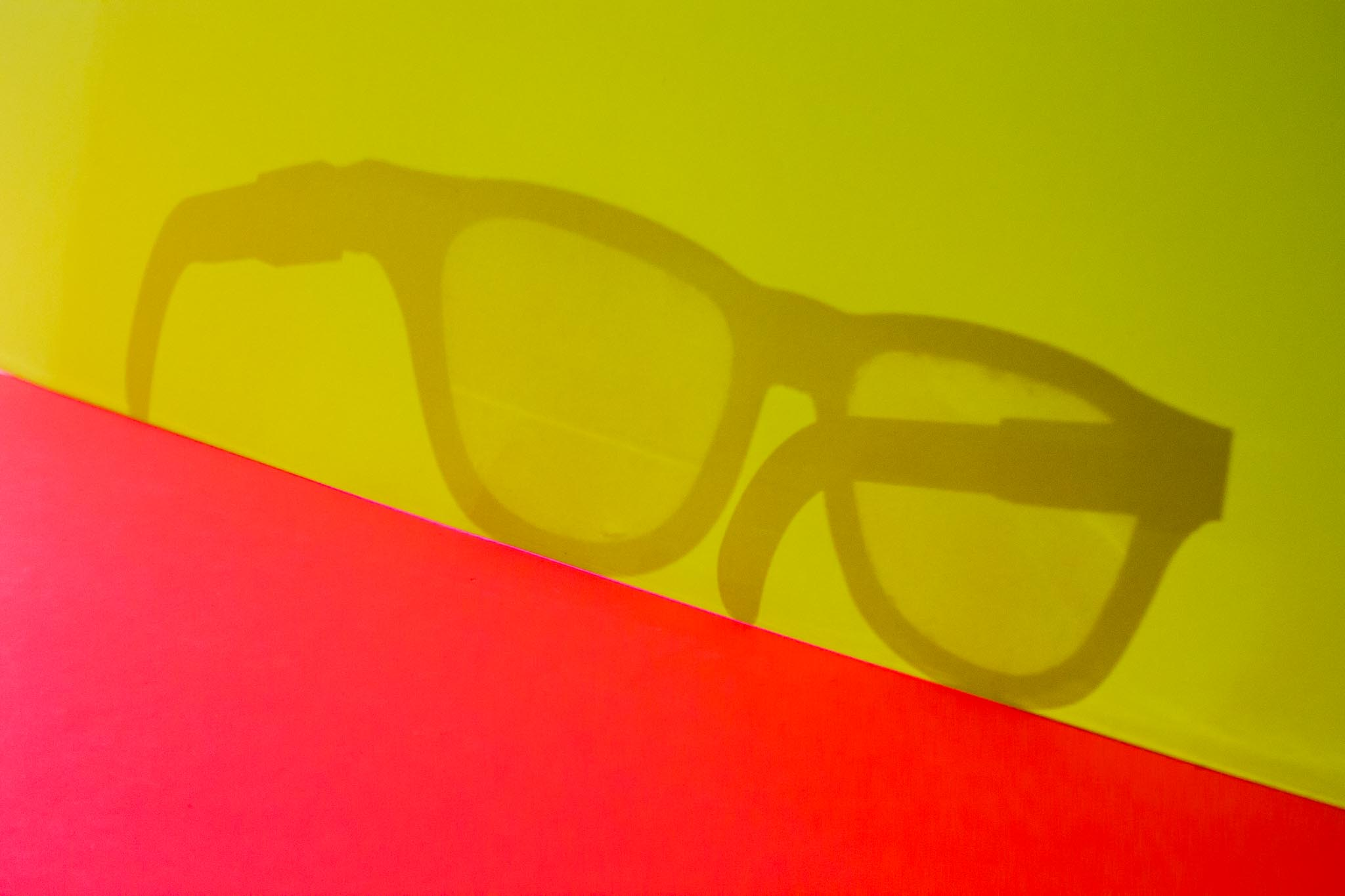 Trippy glasses … or how you can rediscover light