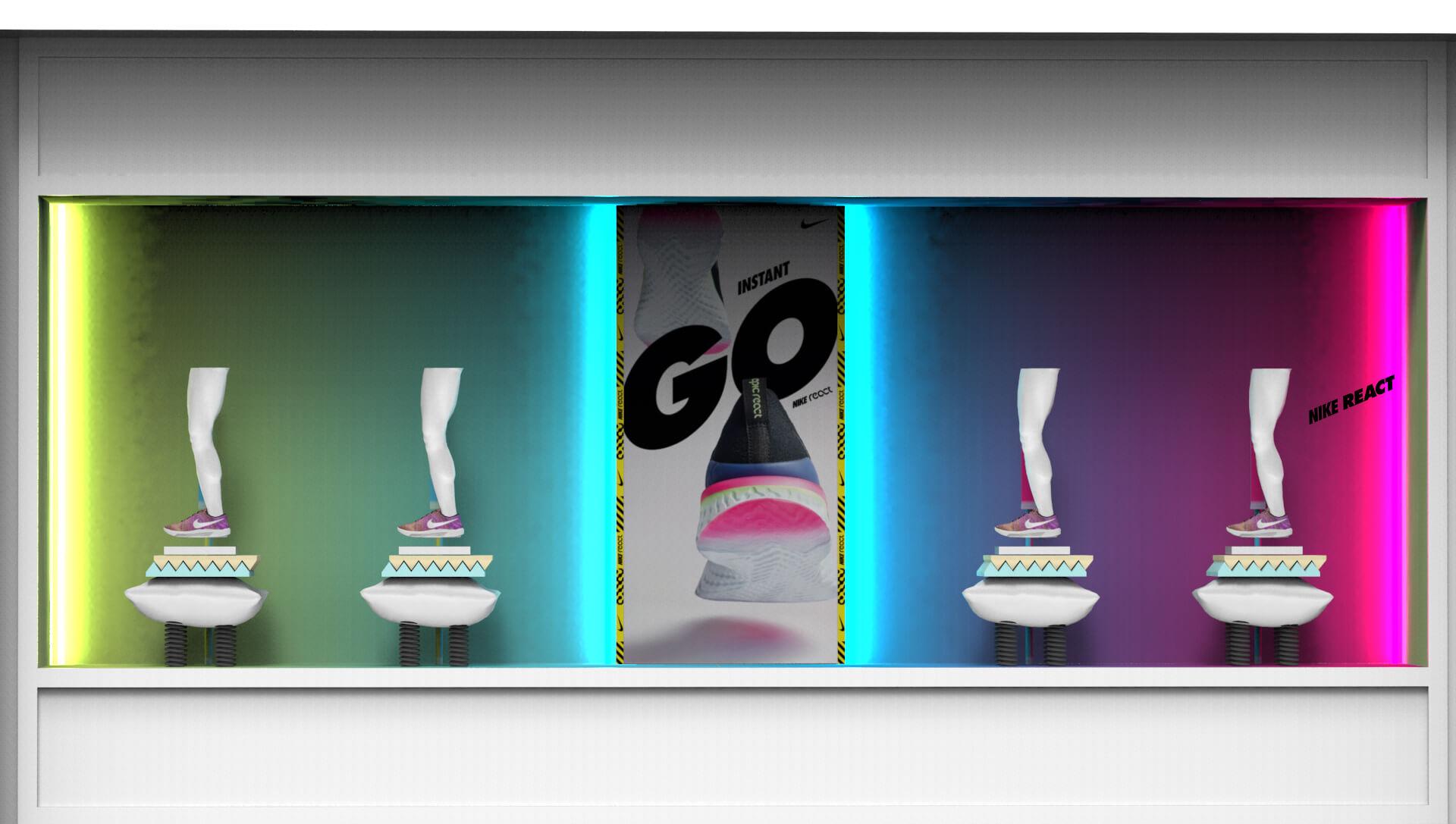 Nike React SP 2019 – Proposal